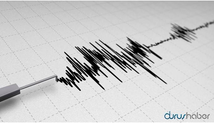 Siirt'de deprem