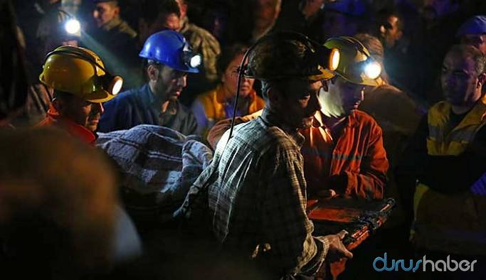 Soma'da 200 maden işçisinin testi pozitif çıktı