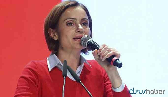 Soruşturma başlatılan Canan Kaftancıoğlu ifadeye çağrıldı