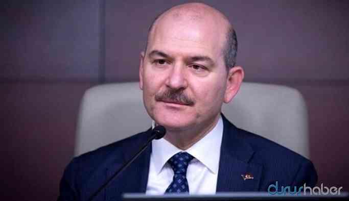 Soylu'dan 'Emniyet'te zorunlu bağış' iddialarına yanıt