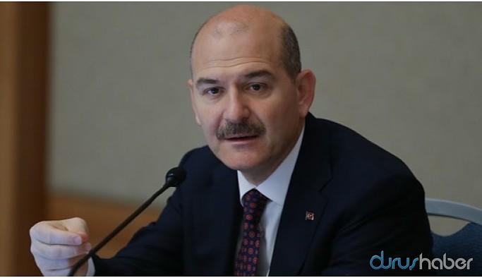 İçişleri Bakanı Soylu: Eleştirileri de hakaretleri de kabul ettim
