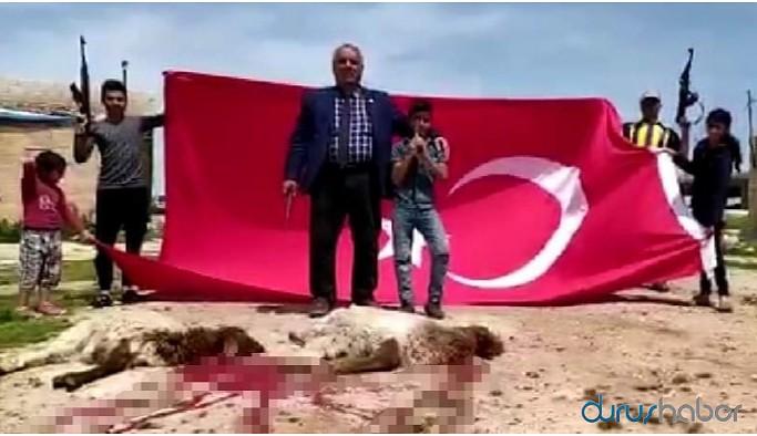 İçişleri Bakanı Soylu için kanlı, bıçaklı ve silahlı kutlama