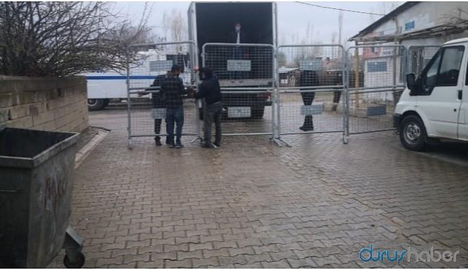 Tahliye edilen tutuklunun koronavirüs testi pozitif çıktı