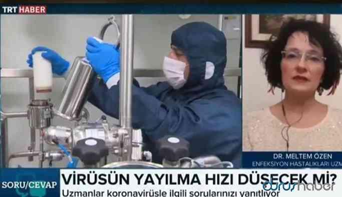 TRT'ye bağlanan doktordan çok konuşulacak sözler: Türkiye'de vaka sayısı 600 ila 900 bin...