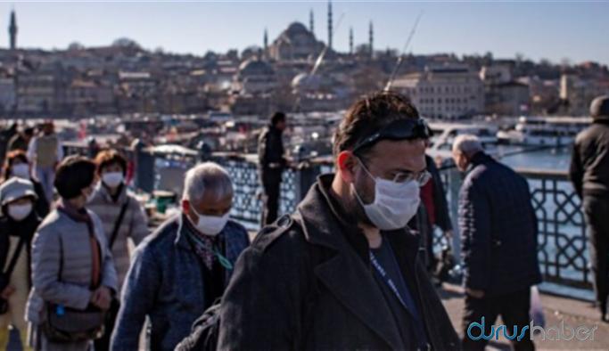 Türkiye'deki koronavirüs vaka sayısı Çin'i geçti