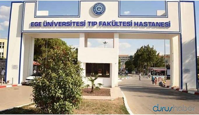 Ege Üniversitesi'nde 16 kişi koronadan hayatını kaybetti