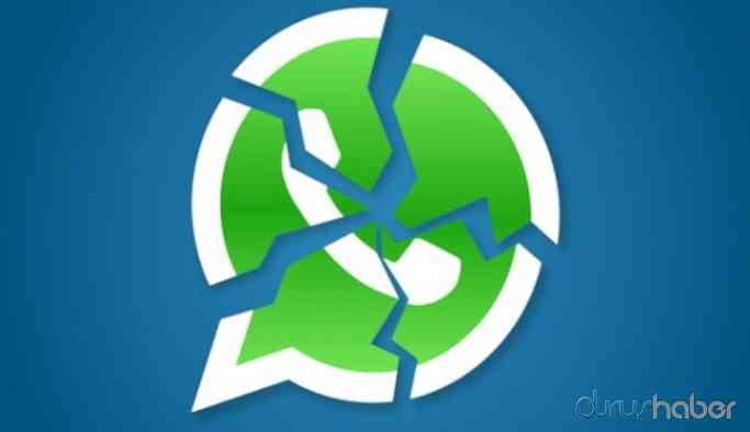 WhatsApp'tan mesaj kısıtlaması