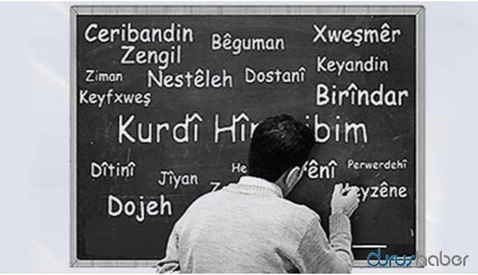 15 Mayıs'ın 'Kürt Dil Bayramı' olması için kanun teklifi