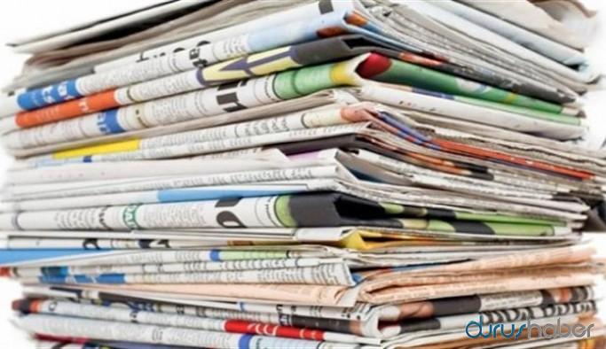 23 Mayıs 2020 gazete manşetleri