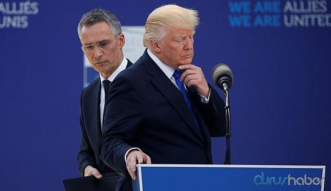 ABD'nin kararı sonrası NATO toplanıyor