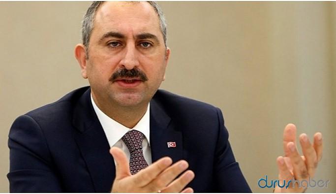 Adalet Bakanı Gül: Bayramdan sonra uygulamalar yumuşatılacak