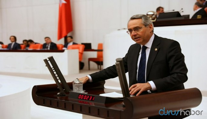 AKP'deki rüşvet iddiası Meclis gündeminde