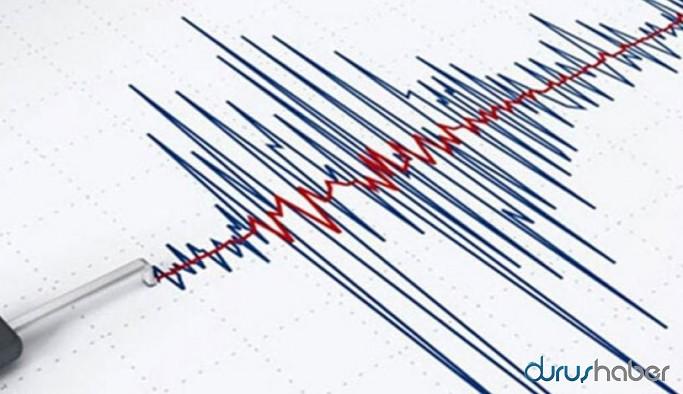 Akdeniz'de peş peşe 6 deprem