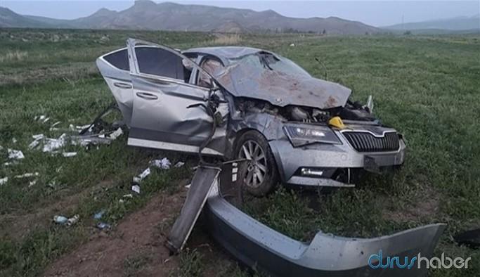 AKP'li belediyesi meclis üyesi trafik kazasında hayatını kaybetti