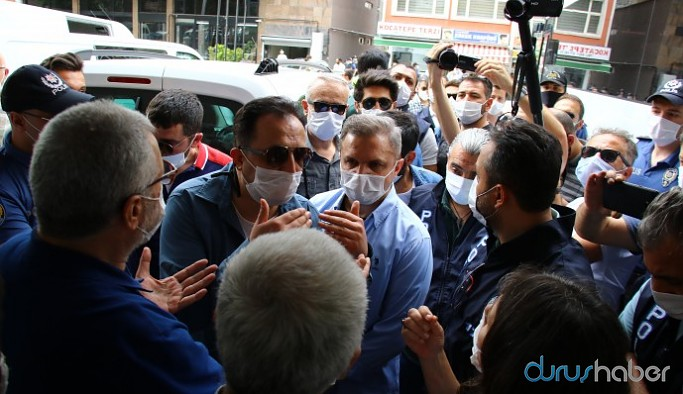 Ankara'da HDP'lilere yine müdahale: Milletvekili ve İl Eşbaşkanı darp edildi