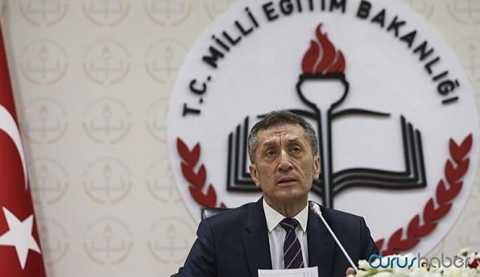 Milli Eğitim Bakanı Selçuk: Okullar ne zaman açılacak sorusunun şu an tek cevabı var