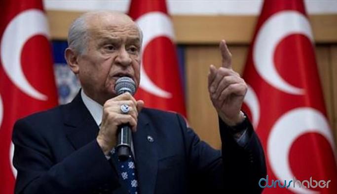Bahçeli'den 'darbe' açıklaması: CHP suçüstü yakalanmıştır