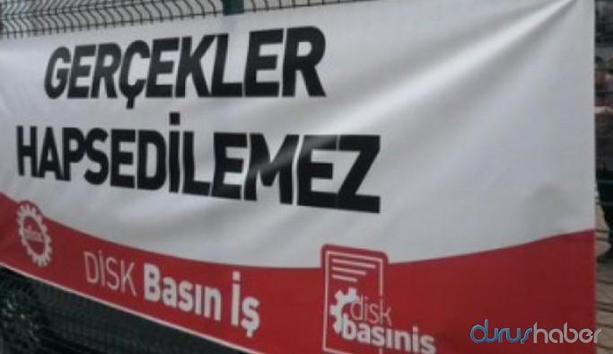 DİSK Basın-İş: Gazeteciler adliyelere haber yapmak için değil, ifade vermek için gidiyor