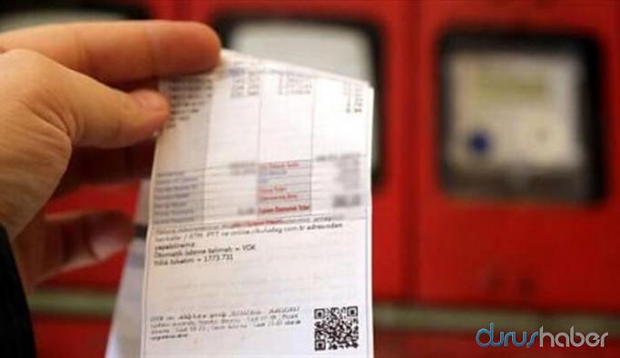 Elektrik faturaları salgın nedeniyle yüzde 15 arttı