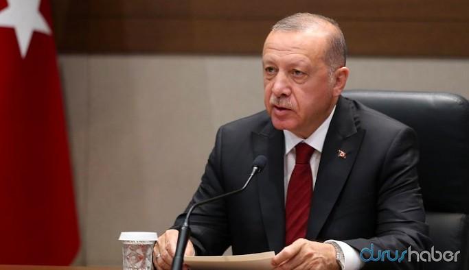Erdoğan CHP ve HDP'yi hedef aldı: Hezimete uğratacağız