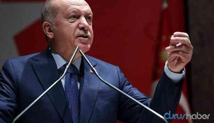Erdoğan'dan korona açıklaması