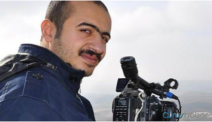 Gazeteci Rojhat Doğru gözaltında