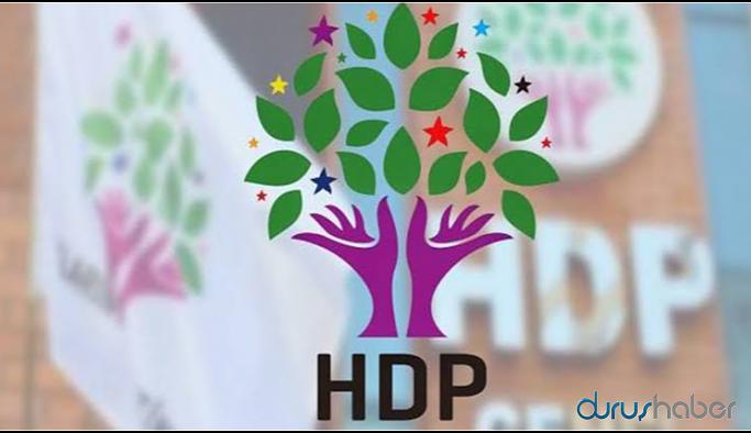 HDP'den Avrupa'ya infaz yasası çağrısı