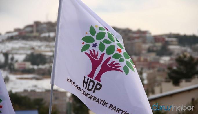 HDP'de dört partiyle online bayramlaşma