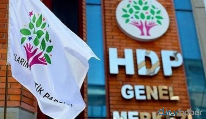 """HDP'de dört partiyle """"online bayramlaşma"""""""