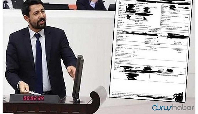 HDP'li Milletvekili Eksik: Korona tedavisi gören sağlık emekçisine 'viral zatürre' raporu düzenlendi