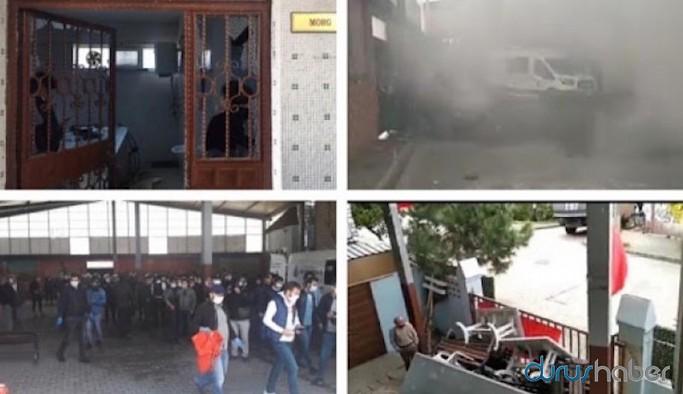HDP'li Önlü: Gazi Cemevi'ne yönelik IŞİD zihniyetini aratmayan bu saldırıyı kim planlamıştır?