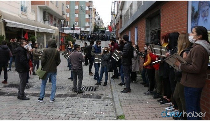 HDP'den 'cemevine saldırıya' tepki