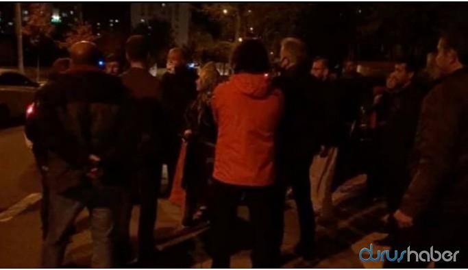 Grup Yorum üyesi İbrahim Gökçek'in mezarına saldırı girişimi