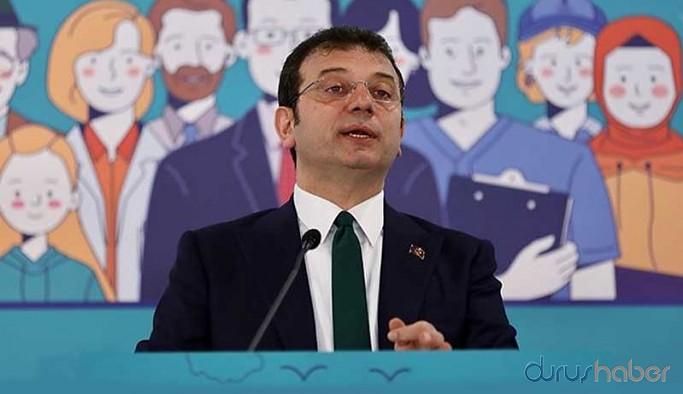 İBB Başkanı İmamoğlu: İstanbul'daki yoksulluk bizi zorlayacak