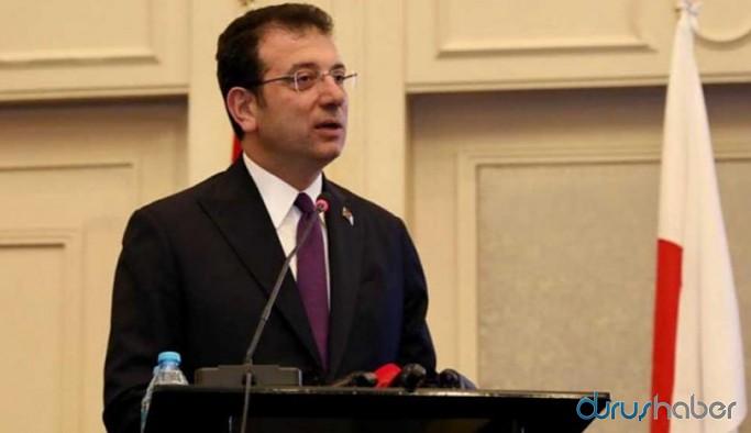 İBB Başkanı İmamoğlu: Soruşturmalar siyasi bir inceleme