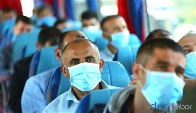 Irak'tan gelen vatandaşlar Mardin ve Diyarbakır'daki yurtlara yerleştirildi