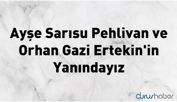 İzmir Barosu: Görevden uzaklaştırılan hakimlerin yanındayız