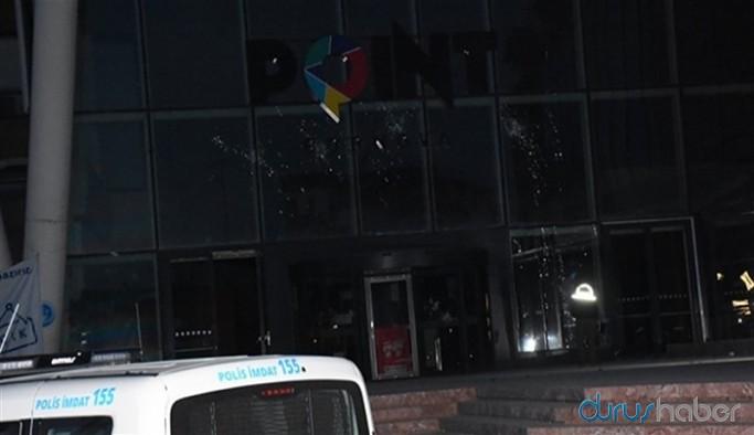AVM'ye pompalı tüfekle saldırı