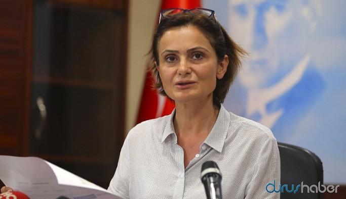 Kaftancıoğlu'ndan Banu Özdemir ve Eren Yıldırım çıkışı: Tutuklamalar kabul edilemez