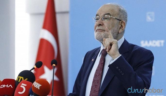 Karamollaoğlu'ndan çok konuşulacak 'erken seçim' açıklaması
