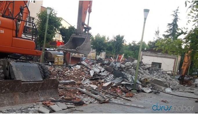Kayyım Celadet Alî Bedîrxan Kütüphanesi'ni yıktırdı