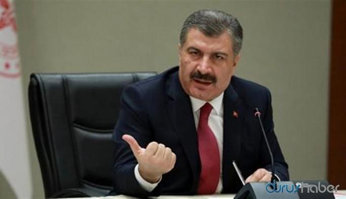 Sağlık Bakanı Koca: ABD Sağlık Bakanı bizden tedavi protokollerini istedi