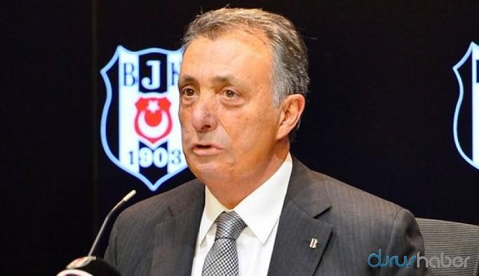 Koronavirüse yakalanan Beşiktaş Başkanı Ahmet Nur Çebi'den ilk açıklama