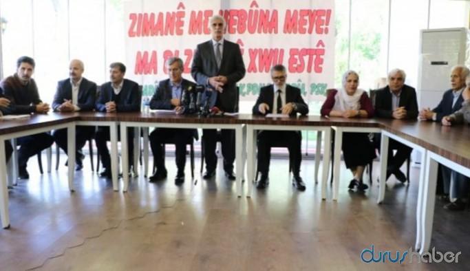 Kürt Dil Platformu: Kürtçe resmi dil olmalı