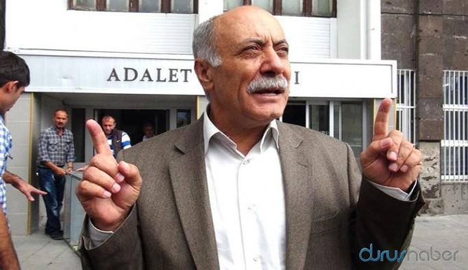 Mahmut Alınak için yeniden tutuklama talebi