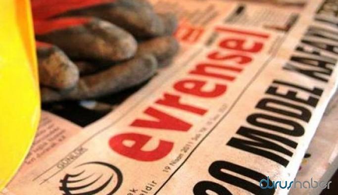 'Makus kaderden kaçış yok' başlıklı köşe yazısıyla ilgili soruşturma: İfadeye çağrıldılar