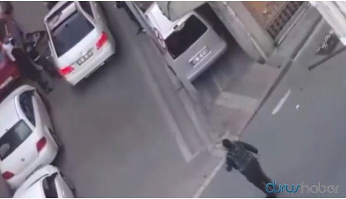 Polis ve bekçi şiddeti bu kez Sultanbeyli'de