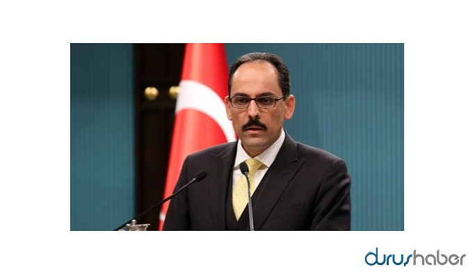 Saray Sözcüsü İbrahim Kalın'dan 'milletvekili transferi' yorumu