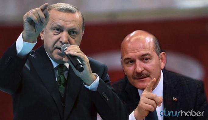 Bakan Soylu, Erdoğan'ı yalanladı