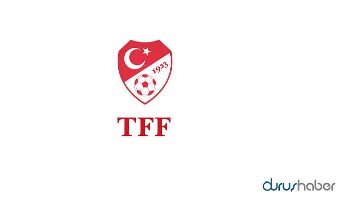 TFF'den 'futbola dönüş' açıklaması: İşte planın detayları